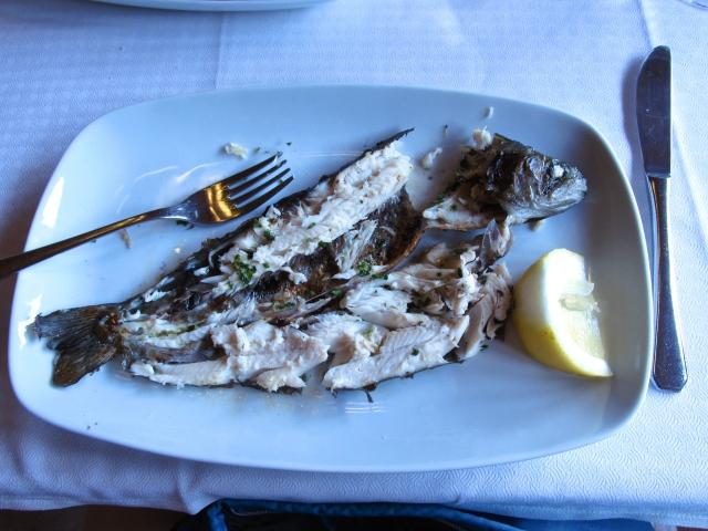 fish Italy