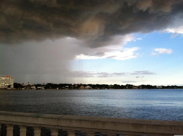 tampa florida storm