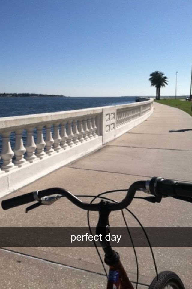 tampa florida biking fitness