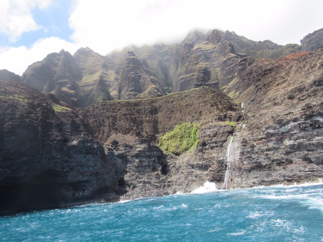 napali coast kuaui Hawaii natural beauty travel photo