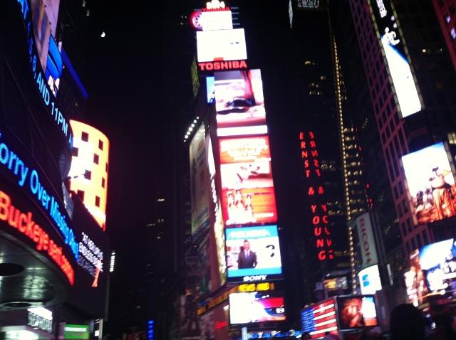 travel city New York city