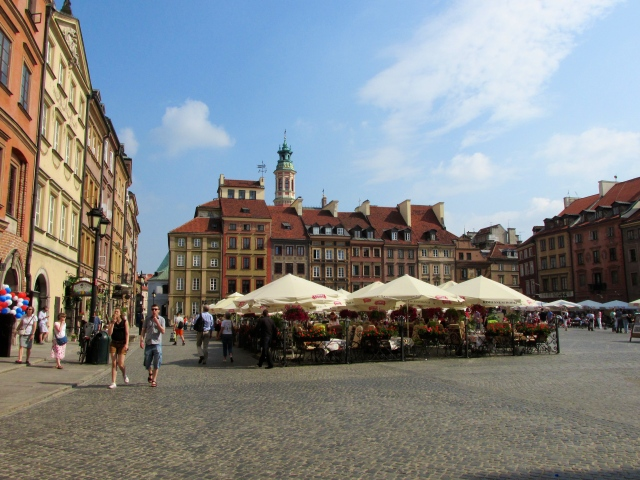 Warsaw Poland travel