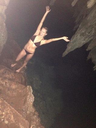 bermuda cave