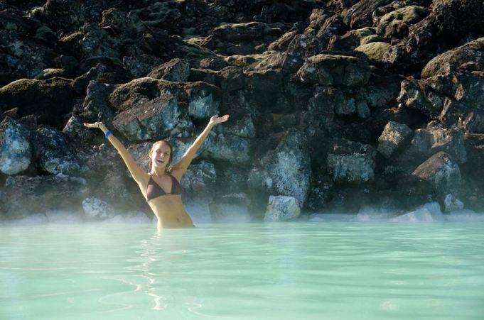 blue lagoon Iceland travel