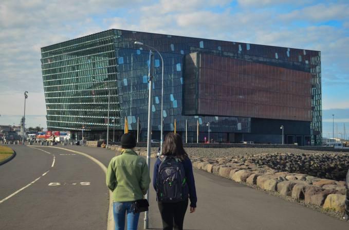 harpa Iceland