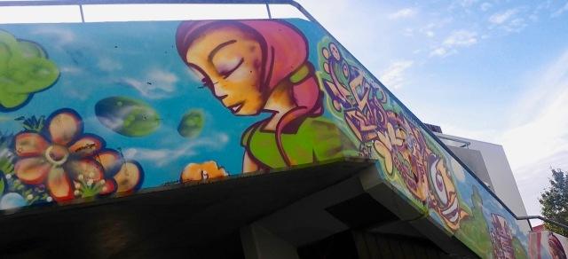 iceland street art city travel