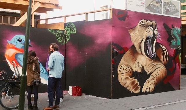 iceland travel street art