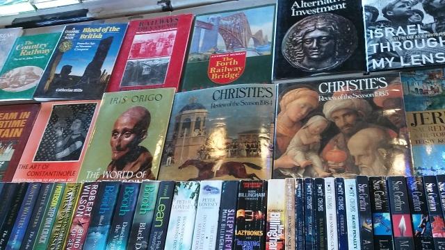 book market London travel