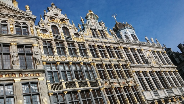 grand place brussels Belgium europe