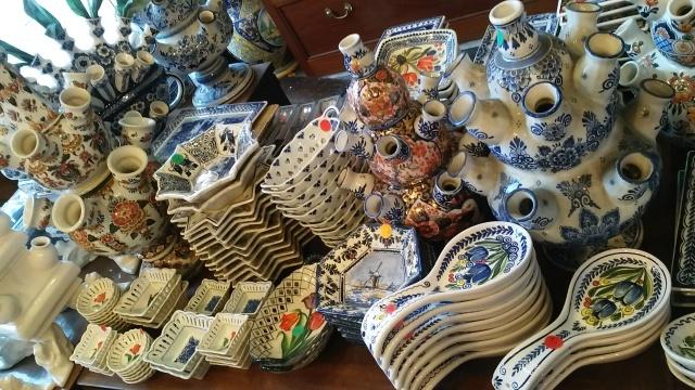 Amsterdam Netherlands travel ceramic