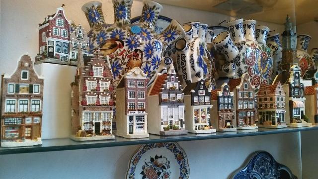 Amsterdam Netherlands travel art