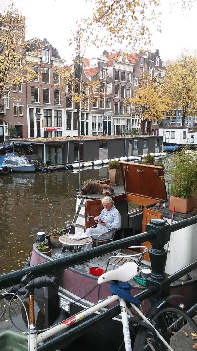 Amsterdam Netherlands travel budget life