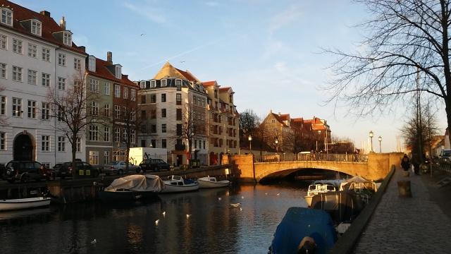 student travel Copenhagen Denmark