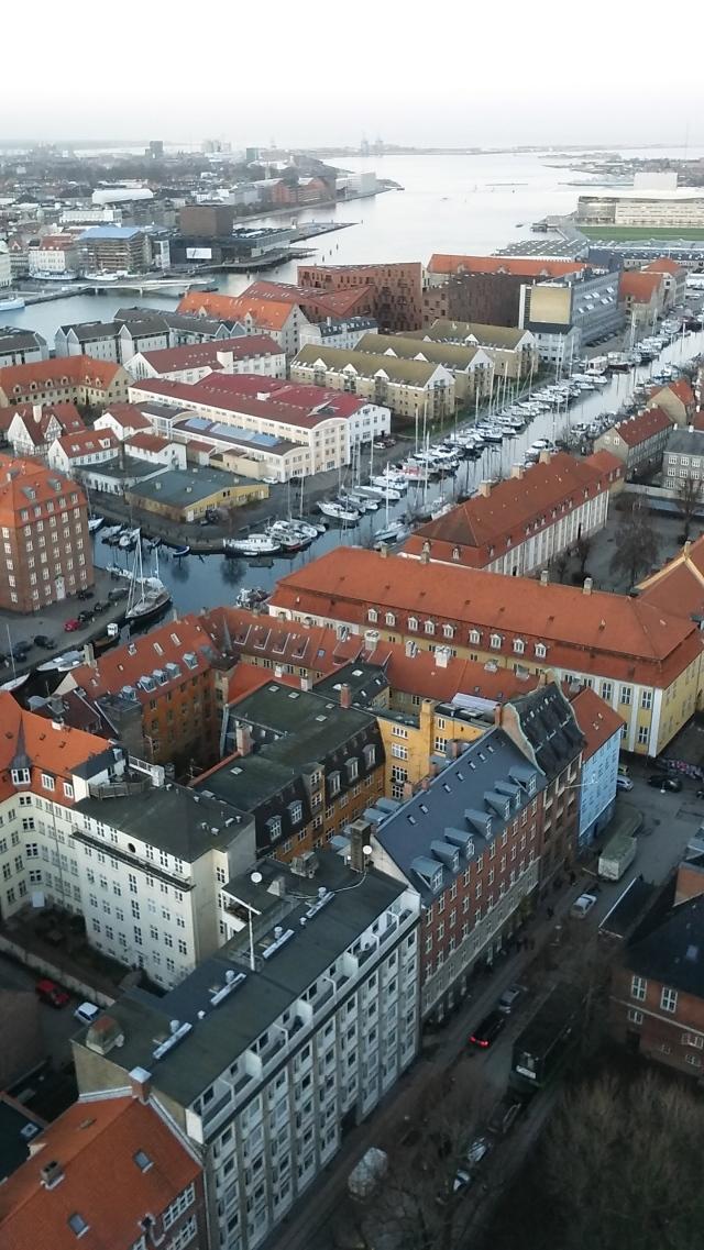 tower in copenhagen denmark travel