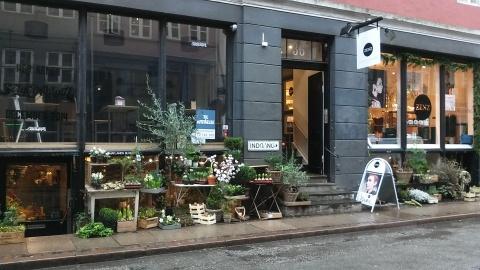 cafe copenhagen Denmark