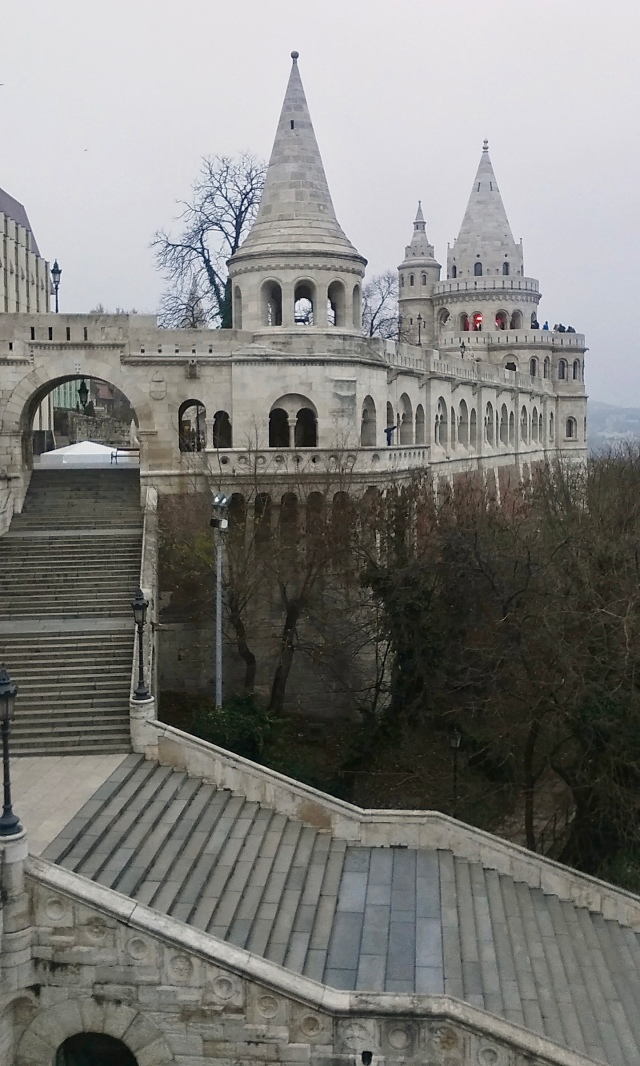 Budapest hungary travel Fishermans bastion