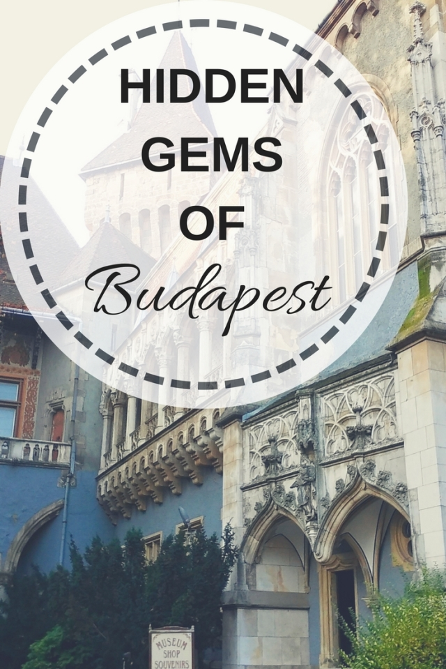 HIDDEN GEMS OF Budapest hungary travel