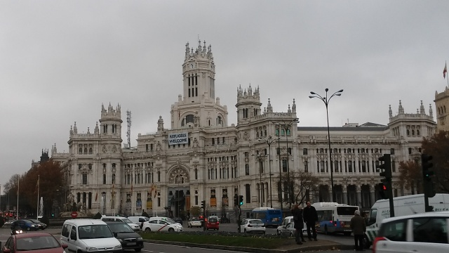 Madrid palace