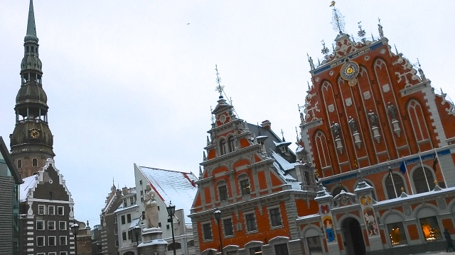 riga Latvia travel photo