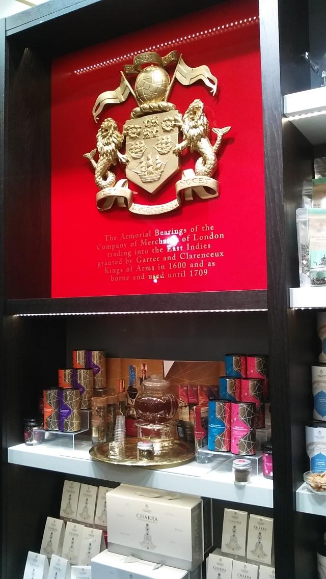 tea shop London England