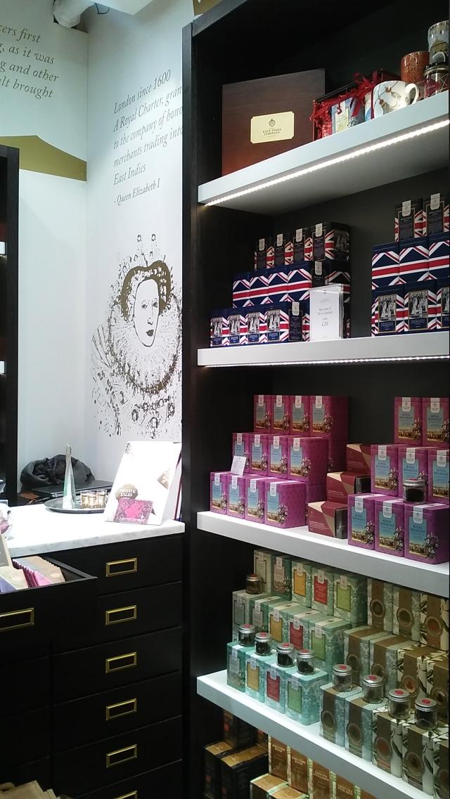 tea shop England