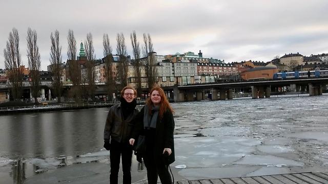 friends Stockholm Sweden