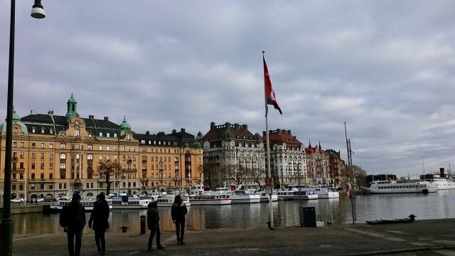 gamla stan Stockholm sweden views