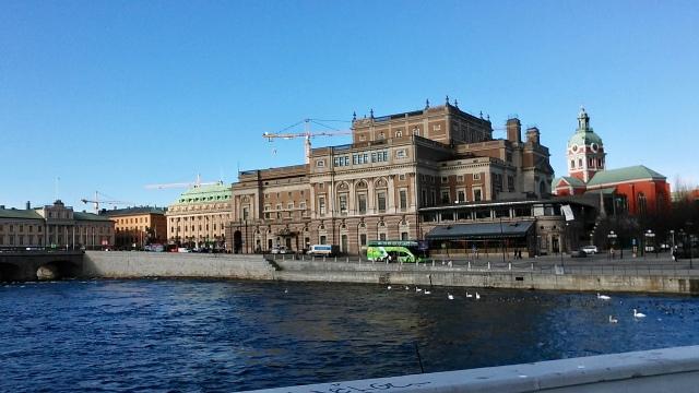 stockholm sweden winter travel