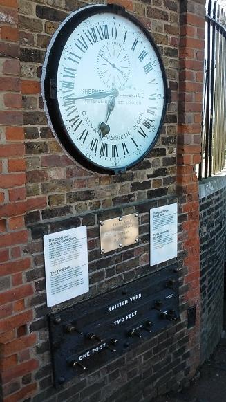 greenwich prime meridian London