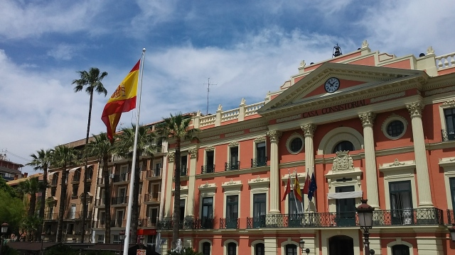 spain travel Murcia europe