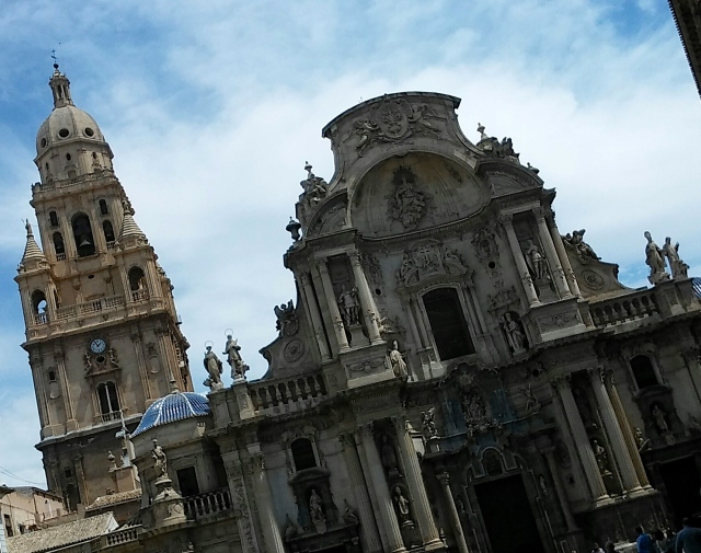 spain travel cathedral