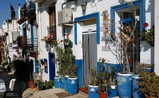 alicante Spain culture