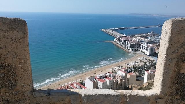 alicante Spain Mediterranean Sea
