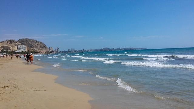 alicante Spain beach