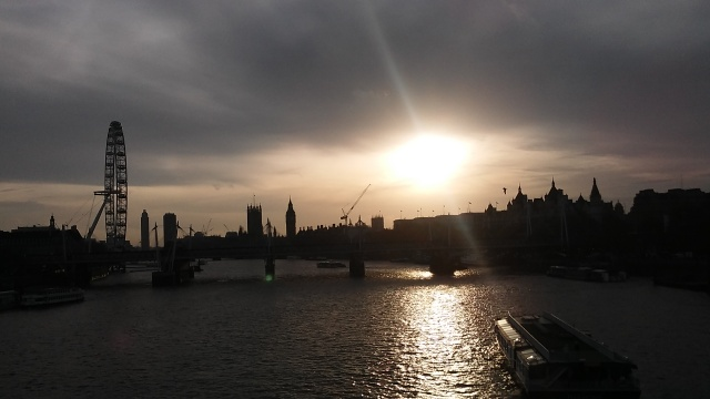 London travel beauty