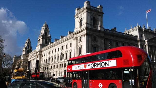 London travel buses transport