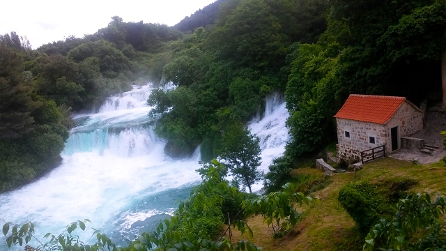 Croatia travel krka national park