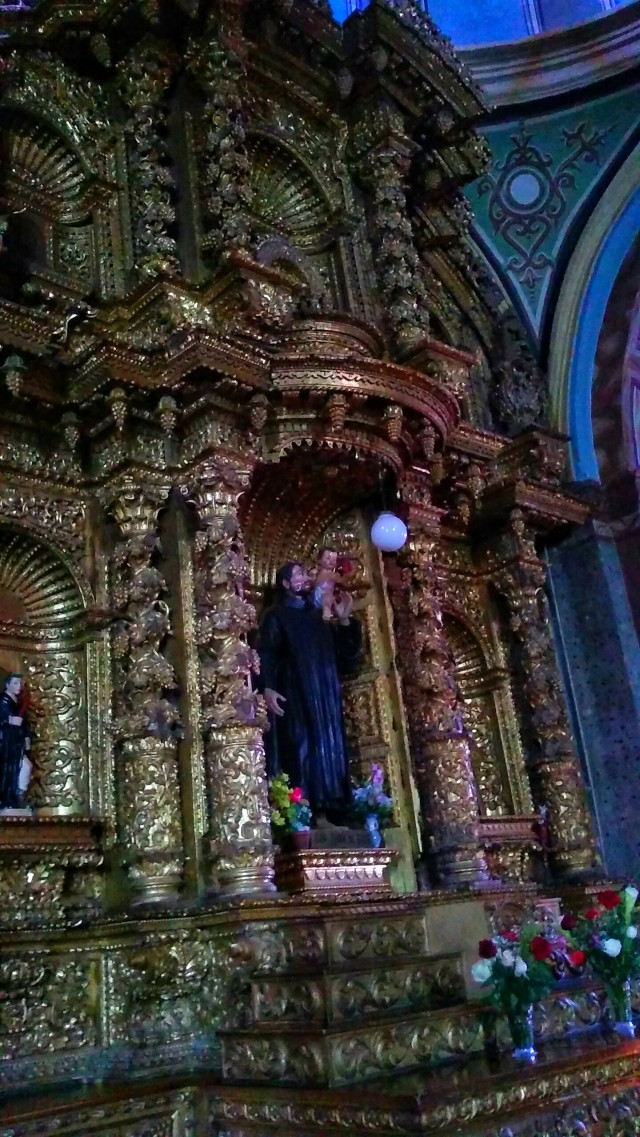 church Ecuador
