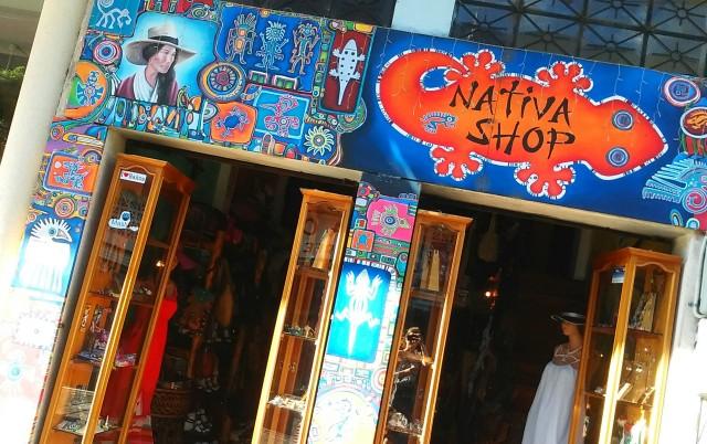 banos ecuador Travel shop