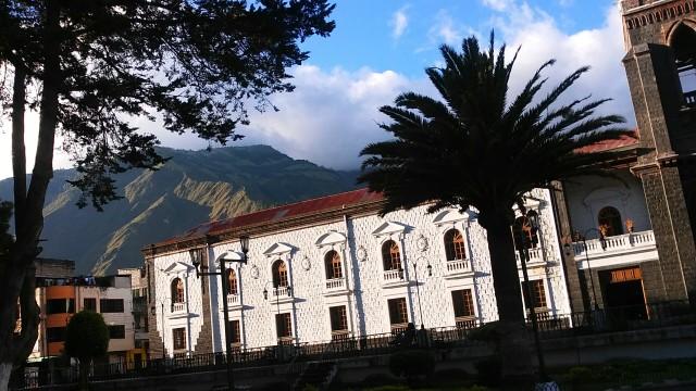 banos ecuador travel