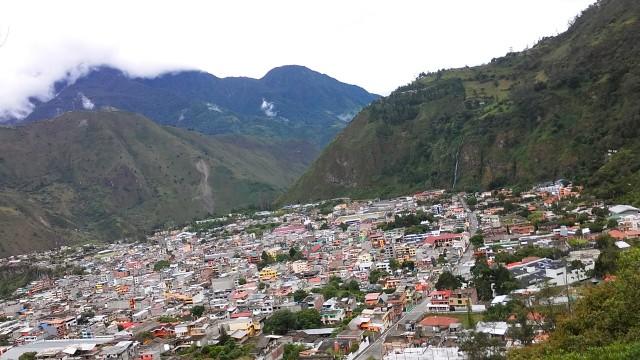 banos ecuador Travel hiking