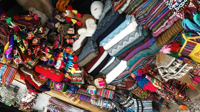 cusco peru crafts
