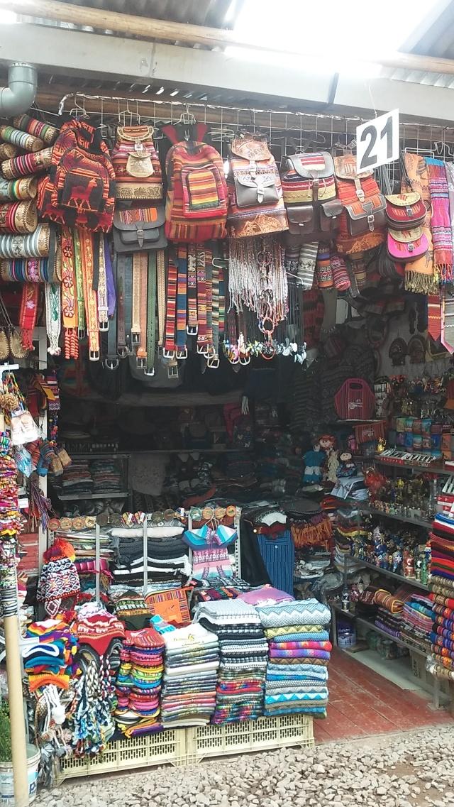cusco peru shops