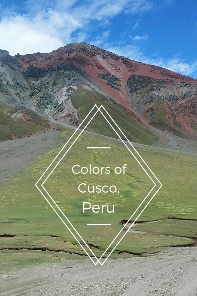 Colors of Cusco