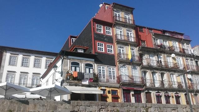 porto portugal ribiera