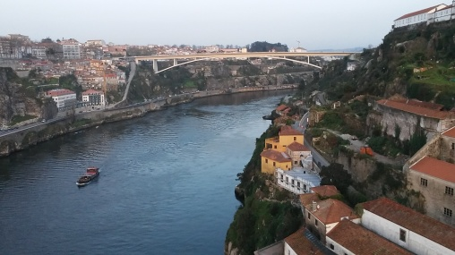 porto portugal river