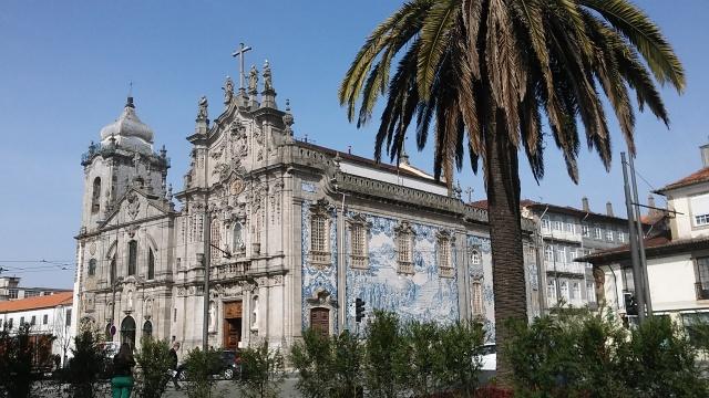 porto portugal church