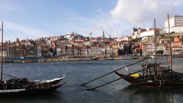 porto travel views