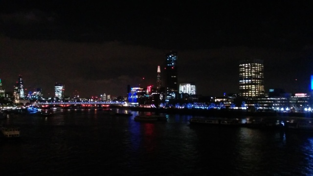 London nightlife