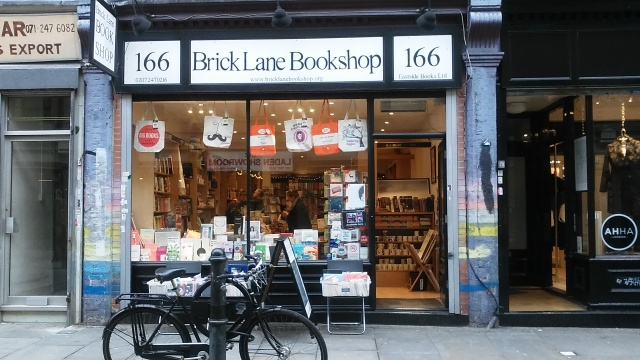 brick lane bookshop London